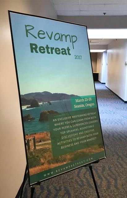 Revamp-Retreat-poster